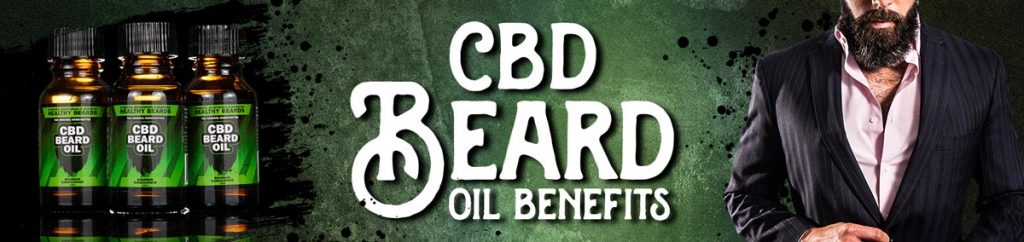 CBD Beard Oil Benefits