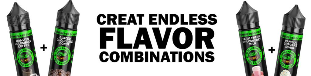 Create Endless Flavor Combinations