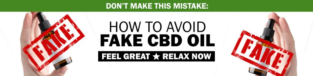 How to Avoid Fake CBD Oil