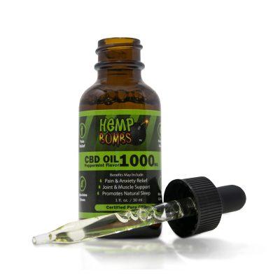 CBD Oil with Dropper