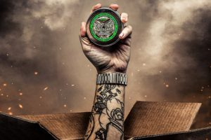 Natural CBD Tattoo Ointment for Aftercare