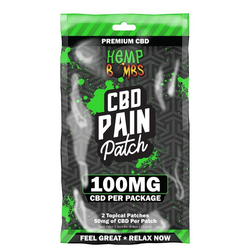 CBD Pain Patch